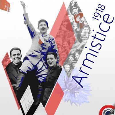 Affiche armistice 1918 2
