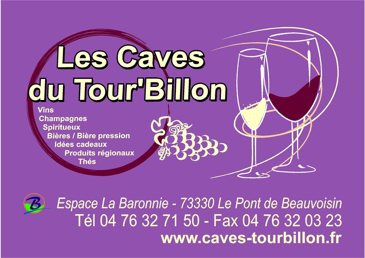 Caves du tour billon