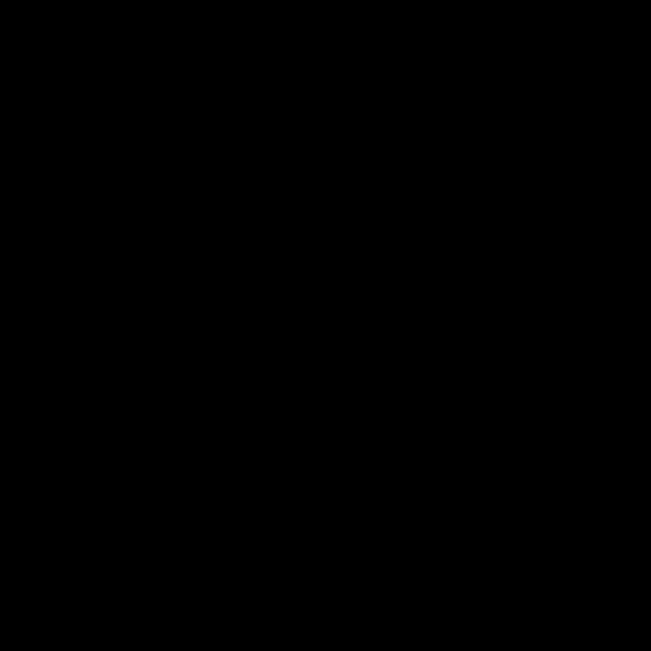Stickers pictogramme adhesif logo arobase